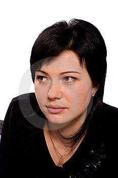 Portrait Woman Royalty Free Stock Photos - Image: 13838888