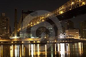 Queensboro Bridge Royalty Free Stock Photography - Image: 13840057