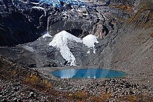 Ice Lake Stock Photography - Image: 13847882