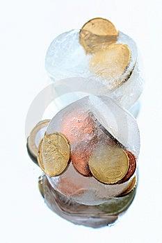 Frozen Account Stock Photos - Image: 13848613