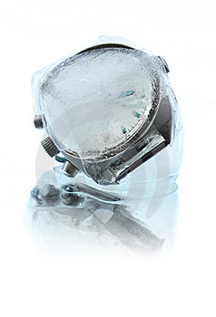 Frozen Time Stock Image - Image: 13848621