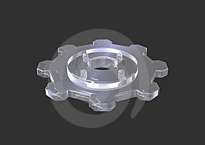 Gear Wheel Royalty Free Stock Image - Image: 13848996