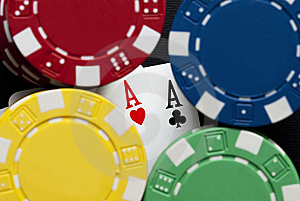 Top Pairs And Chips Stock Photography - Image: 13849132