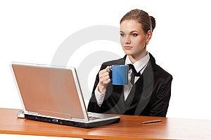 Coffee Break Stock Photos - Image: 13851983