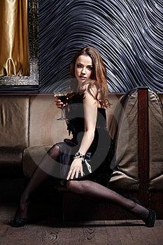 The Luxury Girl Stock Photo - Image: 13852590