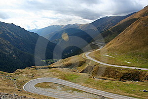 Montain Road Stock Images - Image: 13853344
