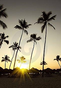 Sea Sunrise Stock Images - Image: 13855944