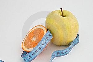 Ripe Orange,apple Stock Photo - Image: 13857880