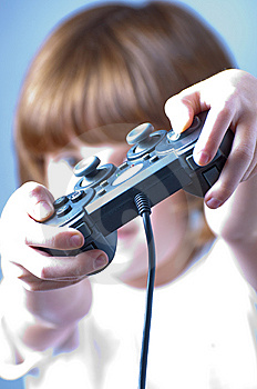 Young Playing Games Royalty Free Stock Photo - Image: 13857995