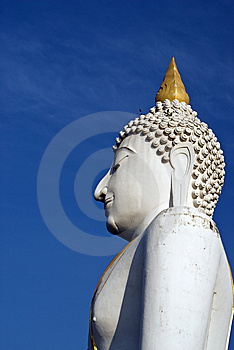 Buddha Figure Royalty Free Stock Photo - Image: 13865395