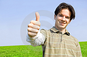 Gesture Conceptual Image. Royalty Free Stock Image - Image: 13867426