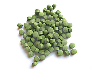 Mint Digestive Pills Royalty Free Stock Photo - Image: 13871675