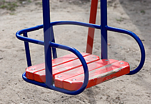 Empty Swing Stock Photography - Image: 13872132