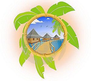 Zonas Tropicales Foto de archivo libre de regalías - Imagen: 13873075