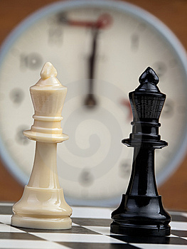 Clash Of The Kings Royalty Free Stock Photography - Image: 13875717