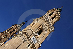 Cathedral Of  Stock Images - Image: 13877114