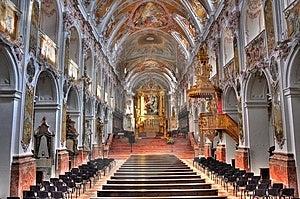 Freisinger Dom Royalty Free Stock Image - Image: 13880226