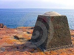 Japan Sea Landmark Stock Photo - Image: 13881110