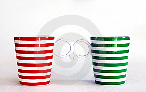 Cups Stock Image - Image: 13881631