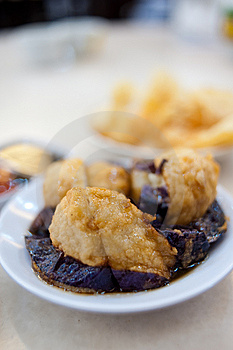 Deep Fried Dim Sum III Stock Photography - Image: 13882392