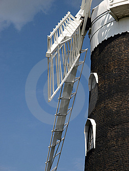 Surrey Windmill Stock Photography - Image: 13886042