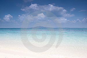 Blue Lagoon Royalty Free Stock Photo - Image: 13886375