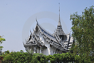 Palace In Thai Epic Stock Photo - Image: 13890050