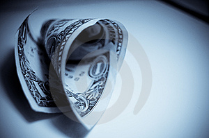 One Dollar Bill Stock Image - Image: 13890691