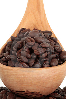 Coffee Beans Royalty Free Stock Photos - Image: 13894128