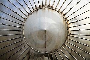 Metal Cylinder Tip Stock Photos - Image: 13894163