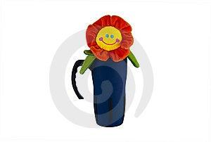 Car Mug Royalty Free Stock Image - Image: 13894166