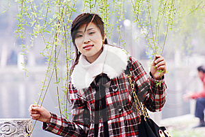 Chinese Girl Stock Photo - Image: 13895640