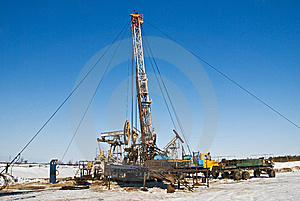 Oil Deposit Royalty Free Stock Images - Image: 13895789