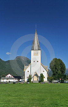 Gods House On A Sunny Day Royalty Free Stock Photos - Image: 1395868