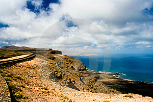 Canary Island Lanzarote Royalty Free Stock Image - Image: 13903476