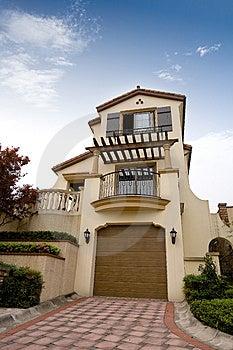 Villa Royalty Free Stock Image - Image: 13903626