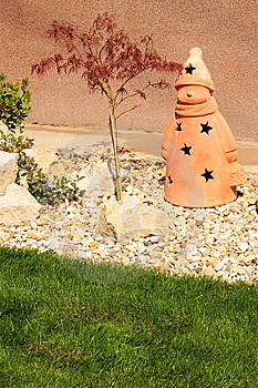 Garden Decoration Royalty Free Stock Image - Image: 13906666