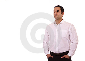 Confident Business Man Stock Images - Image: 13907424