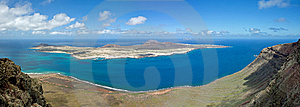 La Graciosa Island Stock Photo - Image: 13907610