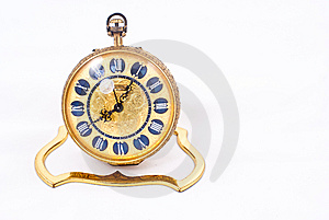 Antique Clock Stock Photos - Image: 13910063