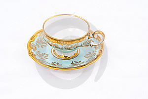 Fancy Cup Royalty Free Stock Photo - Image: 13910105