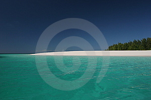 Paradise Like Island Royalty Free Stock Photography - Image: 13912207