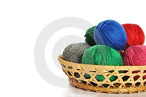 Woollen Balls Stock Images - Image: 13913624