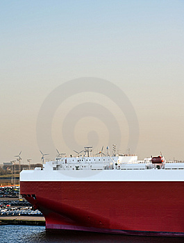 Auto-carrier Stock Foto's - Afbeelding: 13914053