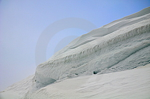 Snow Ridge Royalty Free Stock Photography - Image: 13915347