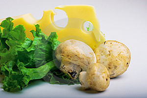 Food Useful To Health Royalty Free Stock Photography - Image: 13915597
