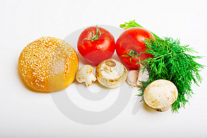 Useful Vegetables Royalty Free Stock Photos - Image: 13916218