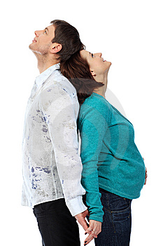 Married Couple Royalty Free Stock Photos - Image: 13916558