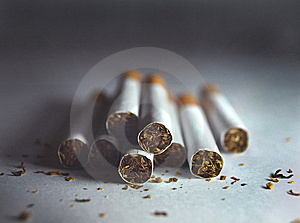 Bad Habit Royalty Free Stock Photo - Image: 13917925