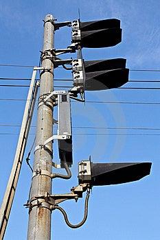Traffic Light Stock Photo - Image: 13918940